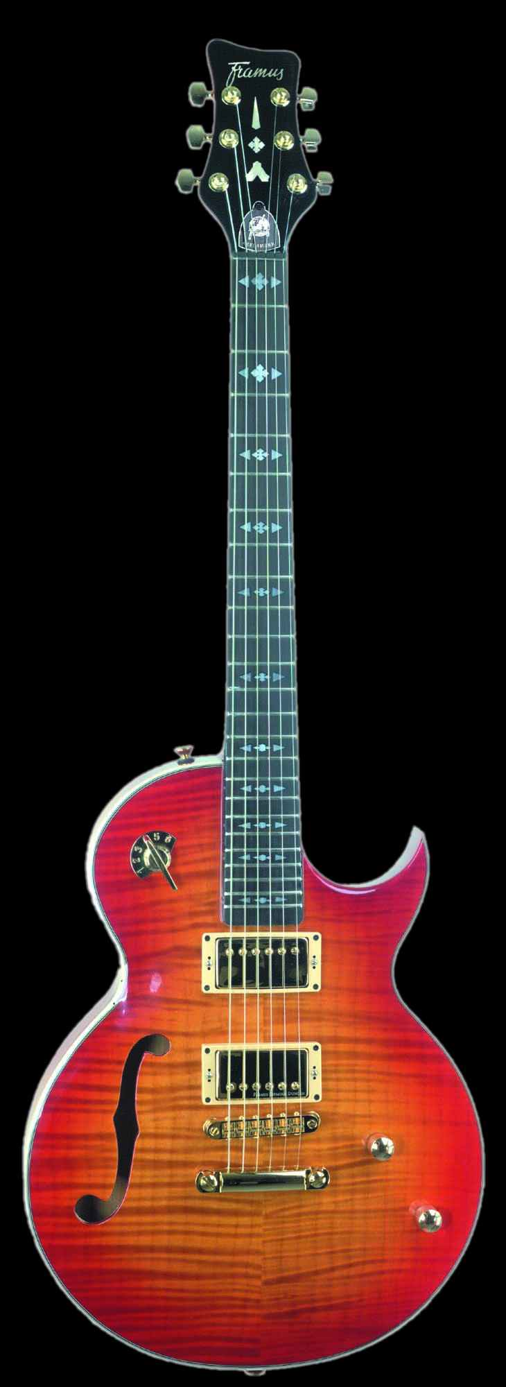 framus akkermann cherry sb