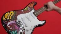 Aus einer Gitarre müssen nicht nur gut Töne kommen, sie muss optisch auch was her machen. Und wenn es nicht langweilig werden soll, empfiehlt es...