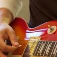 """Der größte Feind der Gitarre sind nicht Gitarristen wie Pete Townshend von """"The Who"""", sondern Schweiß. - Ein lösbares Problem."""